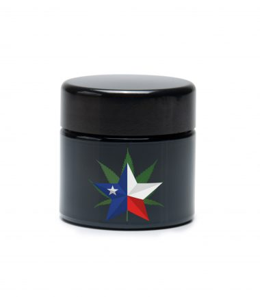 TX-NORML-State-Star-UV-420-Jar