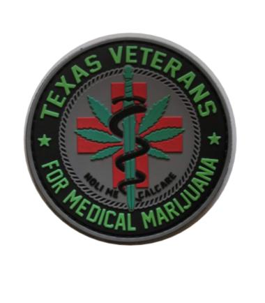 Full Color Veteran Patch
